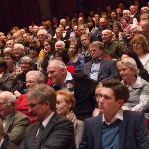 Wahlkampfveranstaltung in Singen.