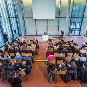 Bürgerdialog der Bundesregierung in Offenburg, 2015.