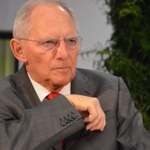 Dr. Schäuble zu Gast bei der CDU Kassel-Stadt