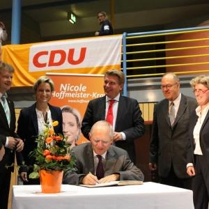 Bei der CDU Zollernalb.