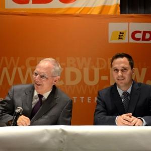 Zu Gast bei der CDU Esslingen